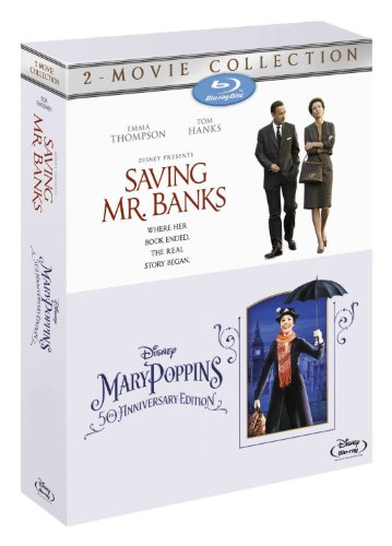 Saving Mr. Banks & Mary Poppins (Two Disc Blu-ray Collection)