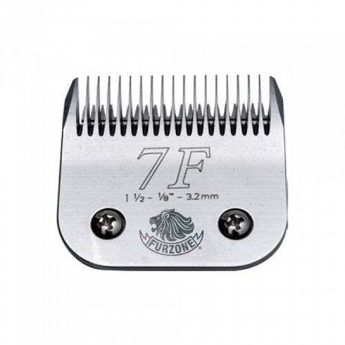 2 EACH Furzone #7F Full Teeth Clipper Blades