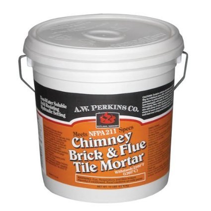 AW Perkins Refractory Mortar -Dry Mix- 10 LBS