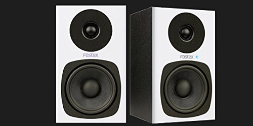 FOSTEX フォステックス アクティブスピーカー PM0.4c W B072FW1QXN