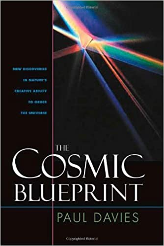 Amazon cosmic blueprint new discoveries in natures ability to amazon cosmic blueprint new discoveries in natures ability to order universe 9781932031669 paul davies books malvernweather Images