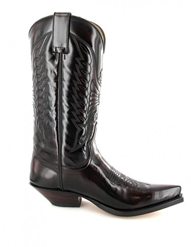 Sendra Boots Stiefel 2073 Bordeaux Westernstiefel Cowboystiefel