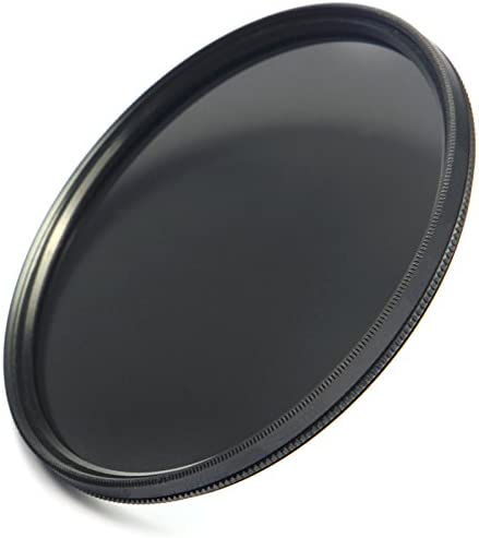 Digital Nc C-PL Circular Polarizer Multicoated Multithreaded Glass Filter 58mm Includes Lens Adapter for Nikon Coolpix P7700