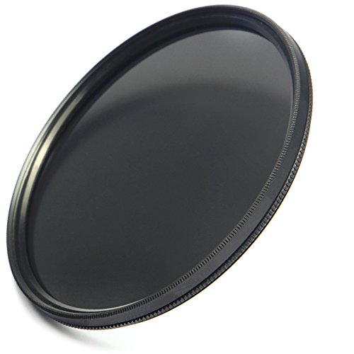 Multicoated Circular Polarizer C-PL Multithreaded Glass Filter For Nikon D5600 55mm