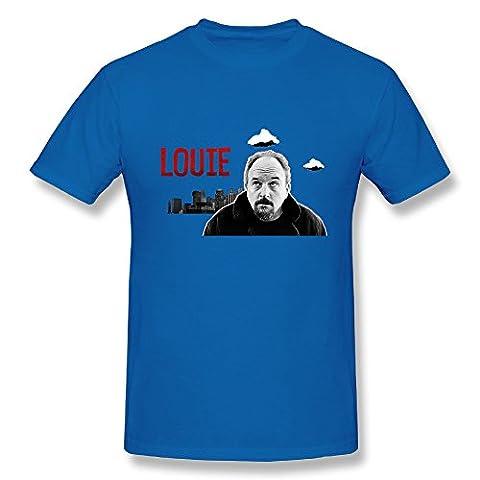Love Hot Comedy Louis C.K. 2016 Tour T Shirt For Men (Louis Ck Comedy Shop)