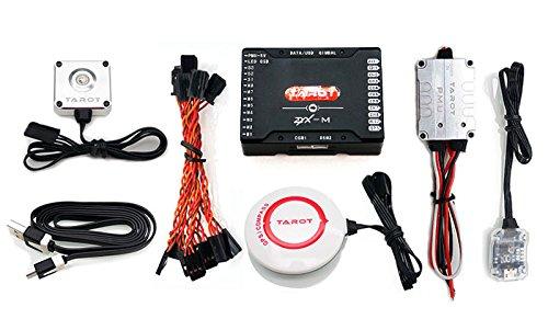 TAROT ZYX-M フライトコントローラ GPS コンボ付き ZYX25 飛行安定化装置 マルチコプターに適用 B0109XA7LO