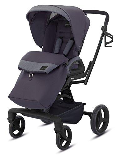 Single Stroller Stone - Inglesina Quad Stroller, Stone Gray