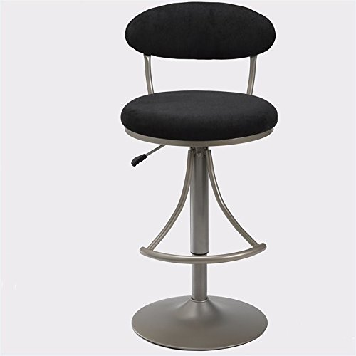 Bar Stool Black Hillsdale Furniture (Hillsdale Venus 24