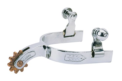 Weaver Leather Children Spur with Engraved Band ()