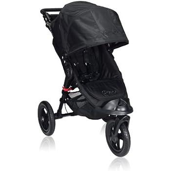 Baby Jogger 2012 City Elite Single Stroller, Black (Discontinued by Manufacturer)