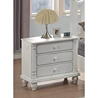 Coaster Furniture Kayla 3 Drawer Nightstand