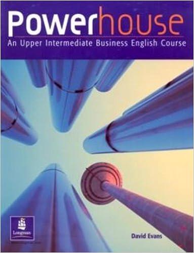 Powerhouse: An Intermediate Business English Course Coursebook