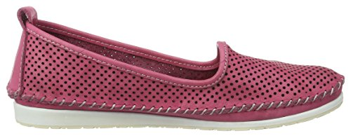 Andrea Conti 0021534 Damen Slipper Pink (Pink)