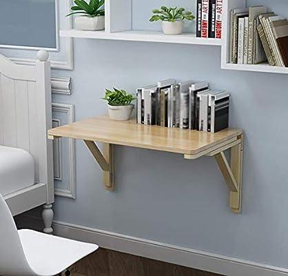 ZLP Montado en la pared escritorio de la tabla del escritorio del ...