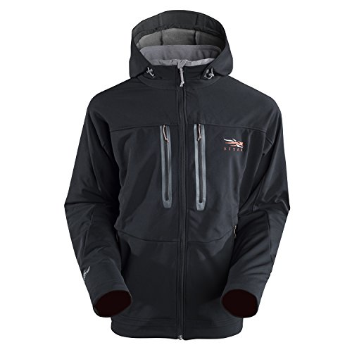 SITKA Gear Jetstream Jacket SITKA Black X Large
