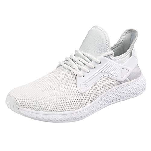 - JJHAEVDY Mens Running Sneakers Walking Gym Sport Ultra Lightweight Tennis Shoes Comfortable Breathable Sneaker
