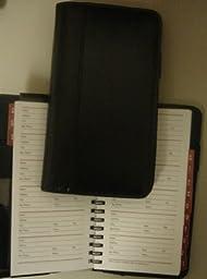 Foray Leather Telephone Address Book