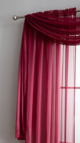 Sheer Window Fabric curtain Treatment product image
