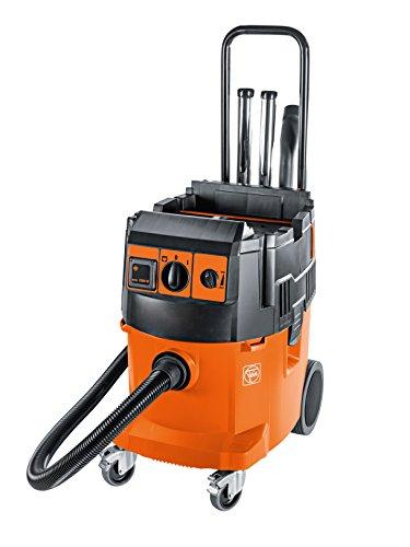 (FEIN Turbo II X Vacuum Cleaner, Wet/Dry, 9.3 Gallon, 1380W)