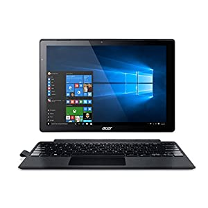 """Acer Switch Alpha 12 2-in-1, 12"""" QHD Touch, Intel Core i7, 8GB Memory, 512GB SSD, Windows 10 Home"""