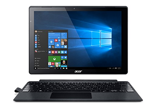 "Acer Switch Alpha 12 2-in-1, 12"" QHD Touch, Intel Core i7, 8GB Memory, 512GB SSD, Windows 10 Home, SA5-271-71NX"