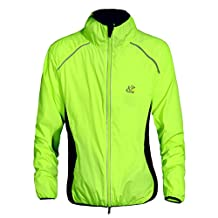 Apparelsales Unisex Wind Coat Cycling Jacket Windbreaker Outdoor Skinsuits