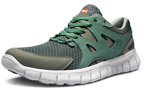 TF-E630-GRN_Men+12+D%28M%29+Tesla+Men%27s+Lightweight+Sports+Running+Shoe+E621+%2F+E630+%28Recommend+1+Size+Up%29