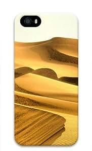 Iphone 5 5s 3D PC Hard Shell Case Beauty Desert 6 by Sallylotus