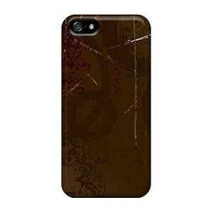Case Cover Coffee3/ Fashionable Case For Iphone 5/5s wangjiang maoyi
