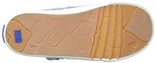 Keds Daphne Chambray Heart Las zapatillas de deporte Blue