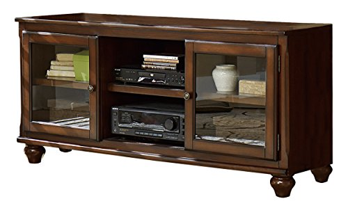 Homelegance 8014-T TV Stand, Cherry Finish
