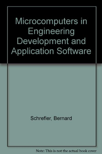 Microcomputers in Engineering Development and Application Software