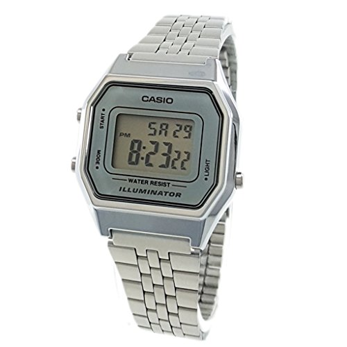 Casio Ladies Mid Size Digital 680WA 7DF