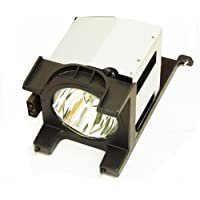 Compatible Toshiba RPTV Lamp, Replaces Part Number 72514012, 72514012-ER, 75007111, Y-196, Y196LMP, Y196-LMP.
