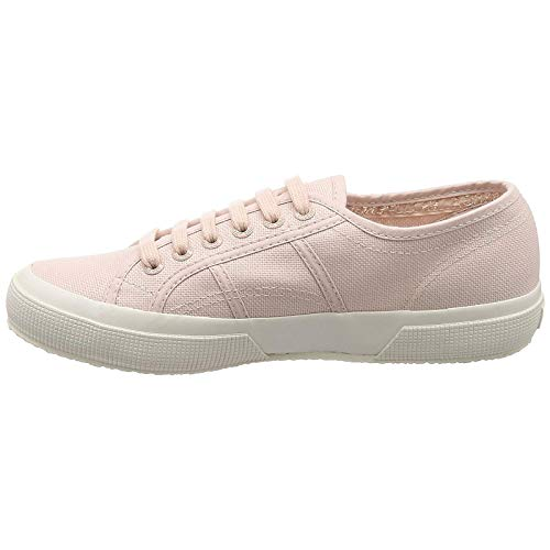 Cotton White Superga Pink Classic Cotu Unisex Formatori 2750 qqcwzIBF