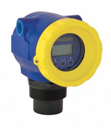 Flowline XP88-0 EchoSafe Explosion Proof Ultrasonic Level Transmitter with 26.2' Cable ()