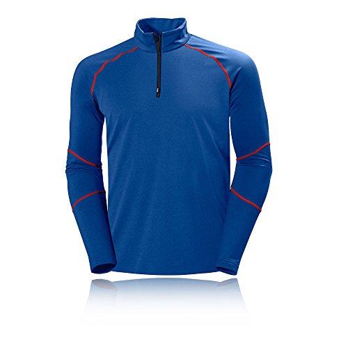 Hansen Blu nbsp;giacca Sportivo Blu Top 1 2 nbsp;zip Helly nbsp;– racer Phantom Midlayer dandBRq