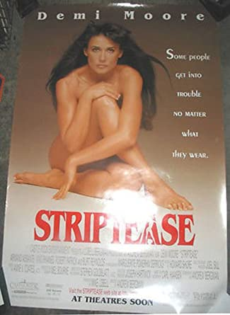 Message removed movie strip tease