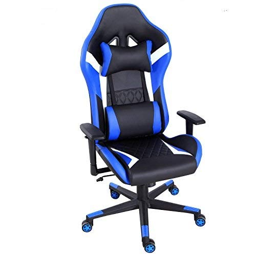 LCH Gaming Office Chair Ergonomic High-Back Desk Chairs Racing Style with Lumbar...