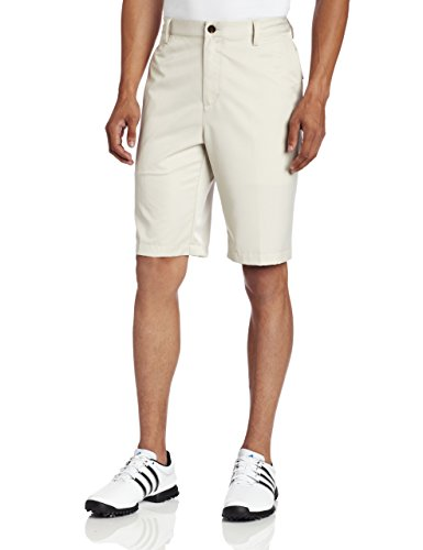 adidas Golf Men's Climalite Tour Tech Short, Ecru, 30