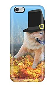 High Quality ZippyDoritEduard Thanksgivings Skin Case Cover Specially Designed For Iphone - 6 Plus(3D PC Soft Case)