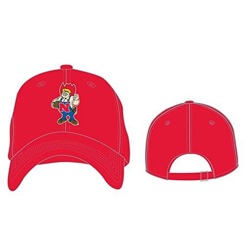 貢献する気分が悪いバラエティNebraska Cornhuskers大人用NCAAヴィンテージクルー調節可能な帽子 – チームカラー、