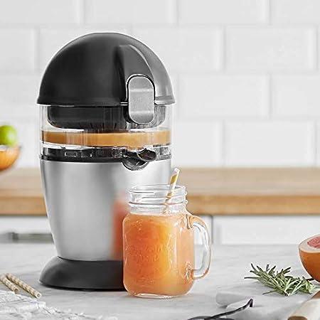 Exprimidor de zumo completamente automatico | Exprimidor Electrico ...