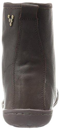 Zapatillas Para Caminar Vivobarefoot Mujer's Gobi Hi Top L Marrón Oscuro / Hyde