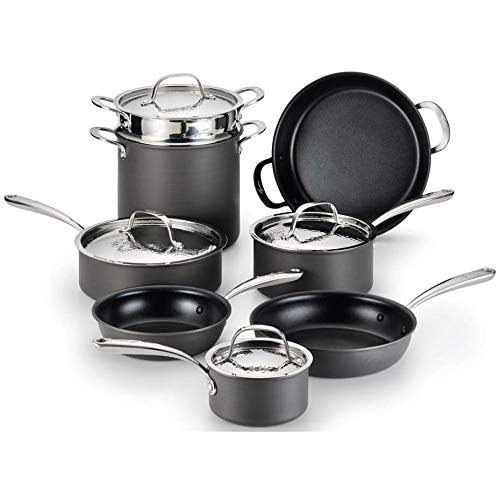 Lagostina Nera Nonstick 12-Pc. Cookware Set, Only at Macy's