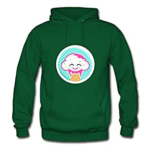 Best Bradfohod Green Casual Lil' Laughing Ice Pin Hoody X-large Women