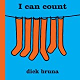 I Can Count, Dick Bruna, 1849760764