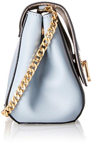 Aldo Morrison - Bolsos bandolera Mujer Azul (Light Blue)