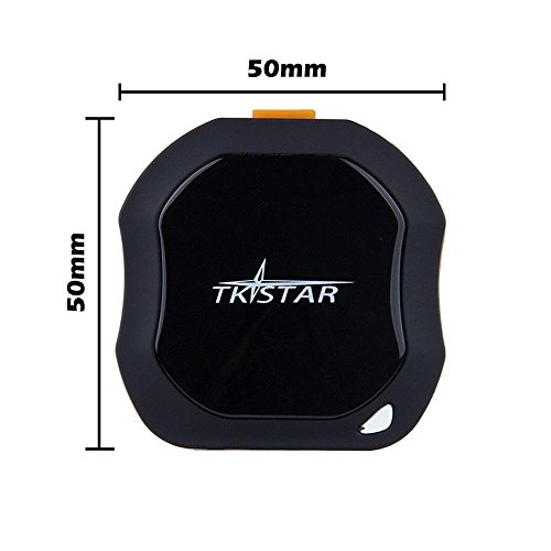 Location Tracker,Hangang GPS Tracking Device Waterproof Activity Tracker Real Time Remote Monitoring,for Car/Vehicle/Kids/Pet/Elderly Anti Lost by Hangang (Image #5)