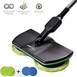 Handheld Spinning Mop,Household Cleaning Mop Rechargeable,Maid Floor Cleaner,Powered Scrubber Polisher Tile Sweeper